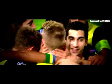 Borussia Dortmund   CL Group Review 20132014  HD
