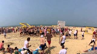 preview picture of video 'Harlem Shake Sandball Calais Juillet 2013'