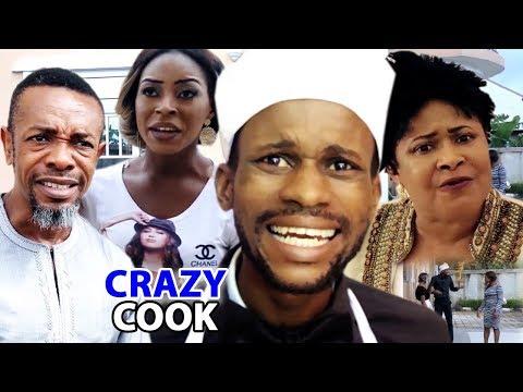 CRAZY COOK SEASON 3&4 - 2019 LATEST NIGERIAN NOLLYWOOD MOVIE