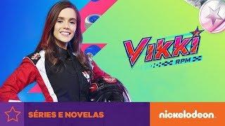 Vikki RPM | Trailer (Estreia 1809 às 19h) | Nickelodeon Em Português