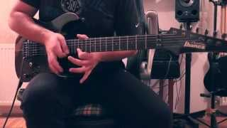 Joe Satriani-Redshift Riders (cover) by Darko Dimovski