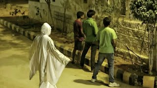 Ghost prank. India\'s no 1 recent scary ghost prank