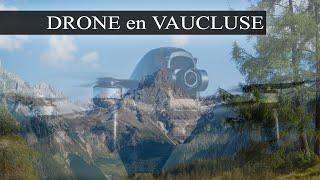 DRONE DJI FPV Combo et Mavic 2 pro - Mont ventoux - Mont serein