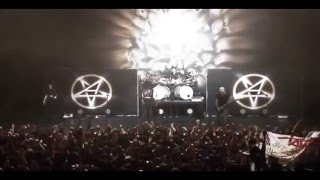 Anthrax - Among The Living (Live Chile on Hell)  May 10 2013