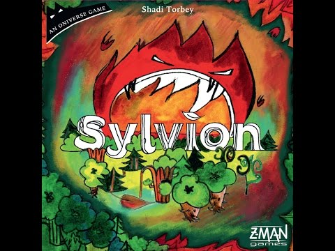 The Purge: # 1147 Sylvion: Save the trees by playing a card game used by tearing down trees