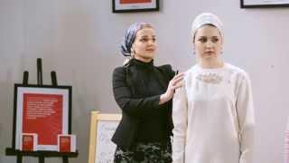 Мусульманский стиль. Мастер-класс для мусульманок. Исламский стиль. Хиджаб.