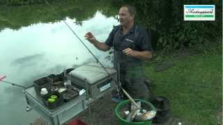 Feeder Fishing on Commercials