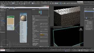 Реалистичный материал дерева | 3ds Max 2019 | Corona Renderer | Advanced Wood