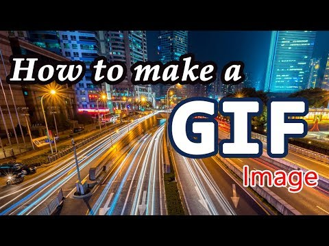 How To Make An Animated GIF Image In Photoshop