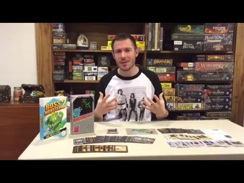 BOSS MONSTER 2 card game review