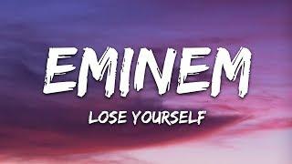 "Video thumbnail of ""Eminem - Lose Yourself (Lyrics)"""