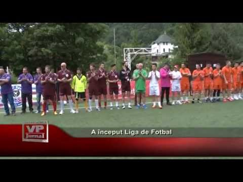 A inceput Liga de Fotbal