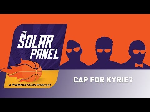 Phoenix Suns Cap Situation Heading Into Free Agency- Suns Solar Panel Podcast