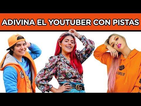 ADIVINA EL YOUTUBER CON 3 PISTAS   EL RETO MAS DIVERTIDO DE INTERNET   YOU OCIO