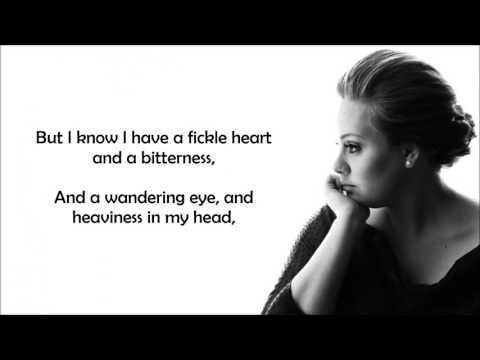 Adele - Don't You Remember (Lyrics)