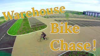 Disused Warehouse - Bike Chase | FPV FREESTYLE