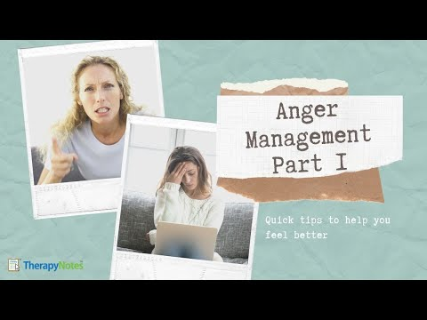 Anger Management Group Therapy with Dr. Dawn Elise Snipes ...