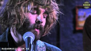 Angus Stone Live at Radar - Wooden Chair