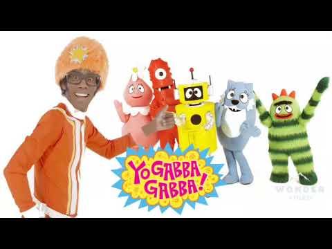 Yo Gabba Gabba: Theme Song Slow Motion