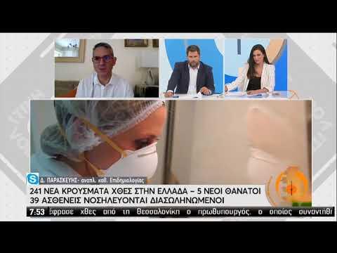 Αισιοδοξία για εμβόλιο τον ερχόμενο Νοέμβριο | 04/09/20 | ΕΡΤ
