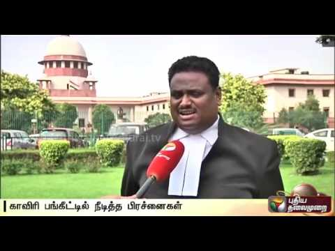 The-background-of-Cauvery-water-sharing-issue--Explained