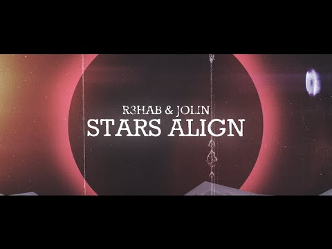 R3HAB & Jolin Tsai - Stars Align [Official Lyric Video]