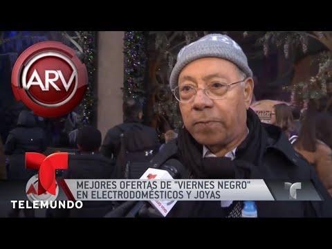 El Black Friday vuelve a estar lleno de caos y violencia | Al Rojo Vivo | Telemundo