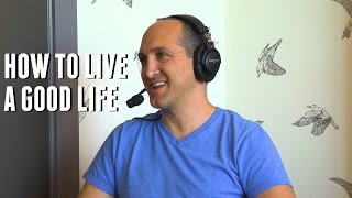 Jonathan Fields on How to Live a Good Life with Lewis Howes