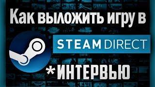 Публикация игры в Steam Direct 2017 Интервью с инди разработчиком