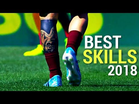 Best Football Skills 2017/18 #8