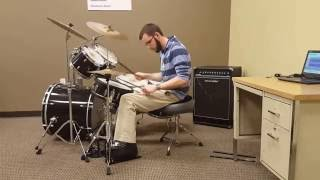 James Taylor - On Broadway (Drum Cover)