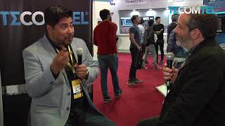 Entrevista con Victor Dupret,              Sales Manager de Newtek Latinoamerica
