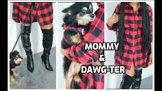 GET READY WITH US! - MOMMY & DAWG-TER
