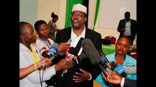 BREAKING NEWS; Nairobi Gubernatorial Candidate Miguna responds to Karen Wangenye