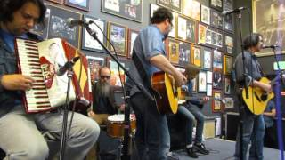 "Drive By Truckers ""Made Up English Oceans"" Record Store Day Live 2014"