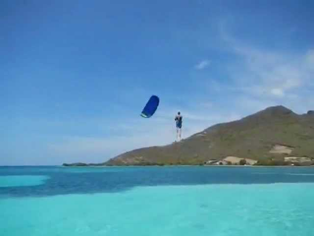 Kite Surfing Gone Wrong