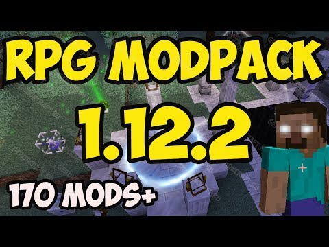 Minecraft ModPack 1.12.2 [150+ MODS] Download