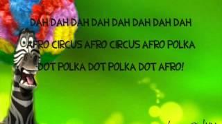 Marty - Afro Circus song - LYRICS!