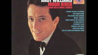 Andy Williams - The Second Time Around (1962)