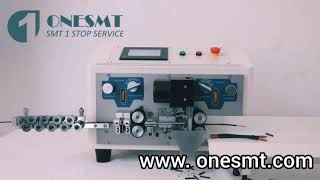 Multi-Core Wire Stripping Machine,Cable Wire Stripper,Cable Making Machine-ONESMT(OUBEL GROUP)