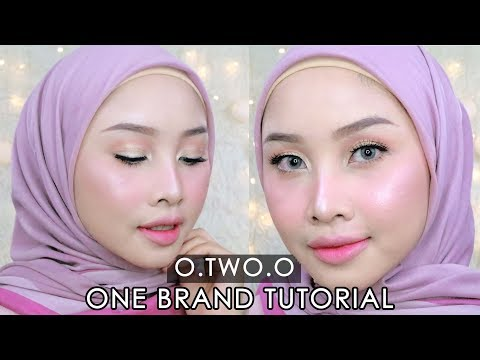 O.TWO.O ONE BRAND MAKE UP TUTORIAL PART 2 | NATURAL GLOWING LOOK