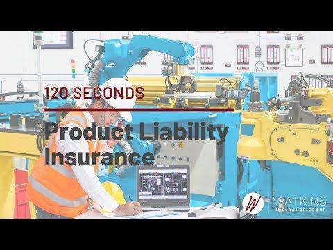 , title : 'Product Liability Insurance   Insurance Explained