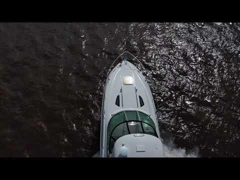 Sea Ray 330 Sundancer video