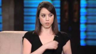 Aubrey Plaza Interview (Lopez Tonight - Feb 7 2011)