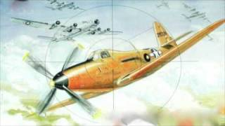 Aviation Art - P-39 Airacobra
