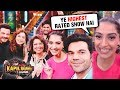 INSIDE VIDEO | Sonam Kapoor On The Kapil Sharma Sh