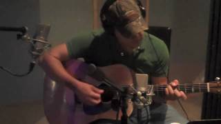 "In the Studio - Balsam Range records ""Mary's Little Lamb"" for Christmas 2010"