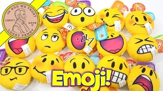 Emoji Plush McDonald's 2016 Happy Meal Kids Toys