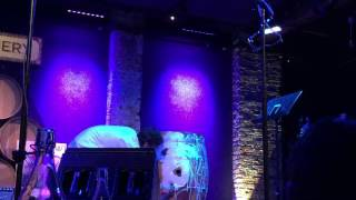 """Crying Like A Man""  Joseph Arthur @ City Winery,NYC 01-01-2016"