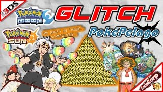 [3DS] 💥GLITCH💥 PokéPelago/PokeResort 🌞 Pokemon Sun/Moon 🌙 -  Berrys, Eggs, EVs Time Express !!!